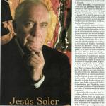 Jesús Soler canta al heróico pueblo español